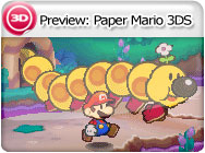 3DS-Preview: Paper Mario 3DS