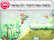 3DS-Hands-On: Yoshi's New Island