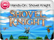 3DS-Hands-On: Shovel Knight