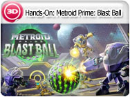 3DS-Hands-On: Metroid Prime: Blast Ball