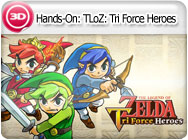 3DS-Hands-On: The Legend of Zelda: Tri Force Heroes