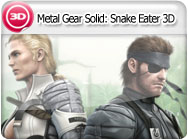 3DS: Metal Gear Solid: Snake Eater 3D