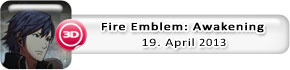 Fire Emblem: Awakening (19. April)