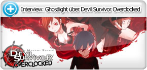 Interview: Ghostlight über Devil Survivor Overclocked