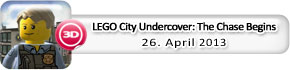LEGO City Undercover: The Chase Begins (26. April)