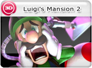 3DS: Luigi's Mansion 2