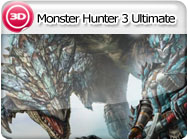 3DS: Monster Hunter 3 Ultimate