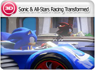 3DS: Sonic & All-Stars Racing Transformed