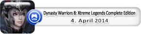 Dynasty Warriors 8: Xtreme Legends Complete Edition (4. April)
