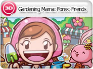 3DS: Gardening Mama: Forest Friends
