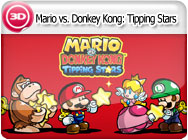 3DS: Mario vs. Donkey Kong: Tipping Stars