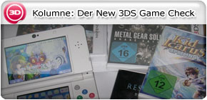 Kolumne: Der New 3DS Game Check
