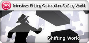 Interview: Fishing Cactus über Shifting World