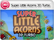 3DS: Super Little Acorns 3D Turbo