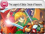 3DS: The Legend of Zelda: Oracle of Seasons