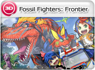 3DS: Fossil Fighters: Frontier