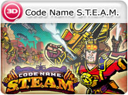3DS: Code Name S.T.E.A.M.