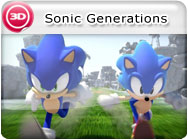 3DS: Sonic Generations