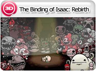 3DS: The Binding of Isaac: Rebirth