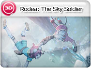 3DS: Rodea: The Sky Soldier