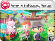 3DS-Preview: Animal Crossing: New Leaf