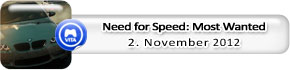 Need for Speed: Most Wanted (2. November)