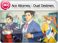 3DS: Phoenix Wright: Ace Attorney - Dual Destinies