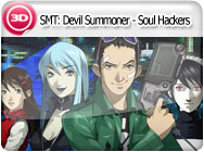 3DS: Shin Megami Tensei: Devil Summoner - Soul Hackers