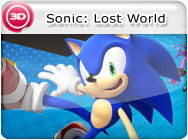 3DS: Sonic: Lost World