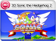 3DS: 3D Sonic the Hedgehog 2
