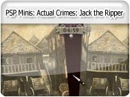Actual Crimes: Jack the Ripper