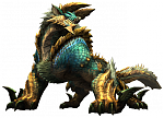 Monster Hunter Portable 3rd-Monsters